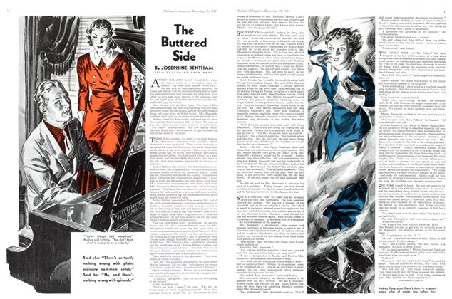 Article Preview: The Buttered Side, December 1937 | Maclean's