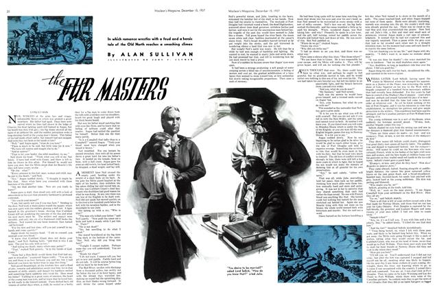 Article Preview: the FuR MASTERS, December 1937 | Maclean's