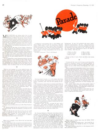 Article Preview: Parade, December 1937 | Maclean's