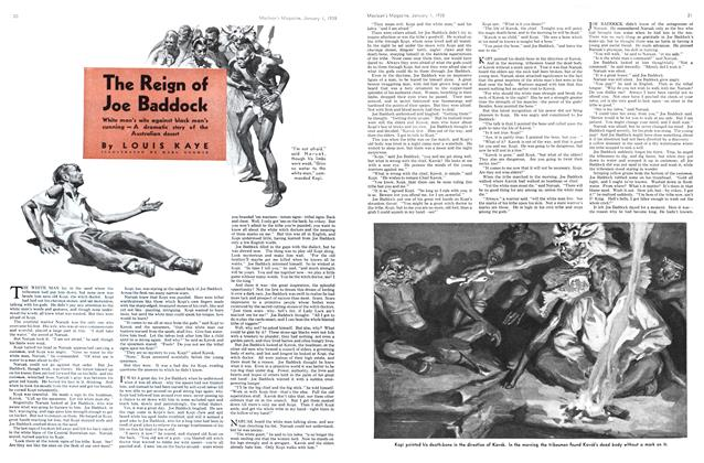 Article Preview: The Reign of Joe Baddock, January 1938 | Maclean's