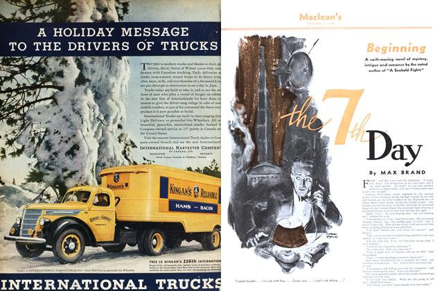 Article Preview: the 7th Day, January 1938 | Maclean's
