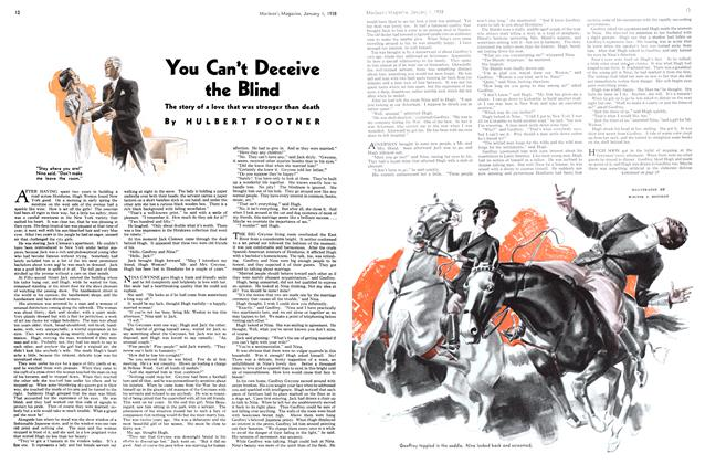 Article Preview: You Can't Deceive the Blind, January 1938 | Maclean's