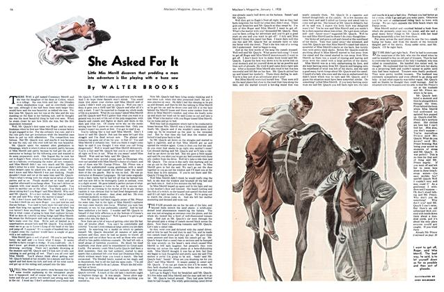 Article Preview: She Asked For It, January 1938 | Maclean's