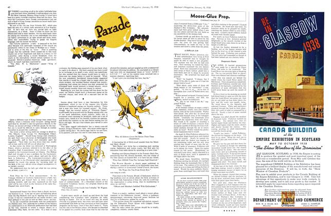Article Preview: Parade, January 1938 | Maclean's