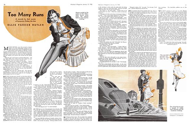 Article Preview: Too Many Runs, January 1938 | Maclean's