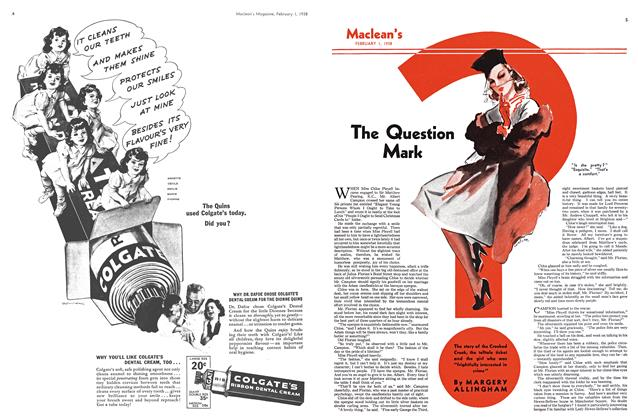 Article Preview: The Question Mark, February 1938 | Maclean's