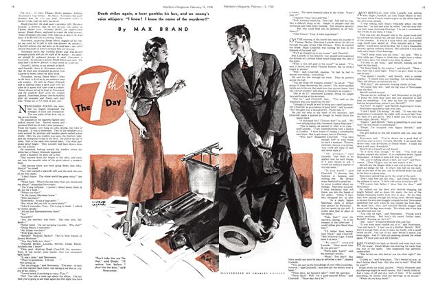Article Preview: Tirz SEVENTH DAY, February 1938 | Maclean's