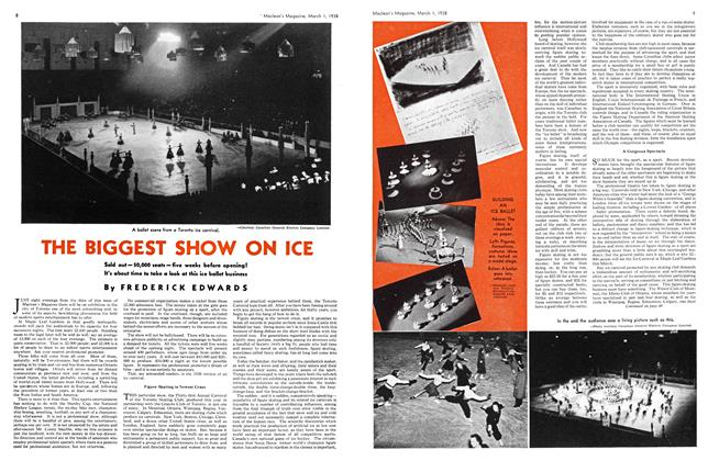 Article Preview: THE BIGGEST SHOW ON ICE, March 1938 | Maclean's