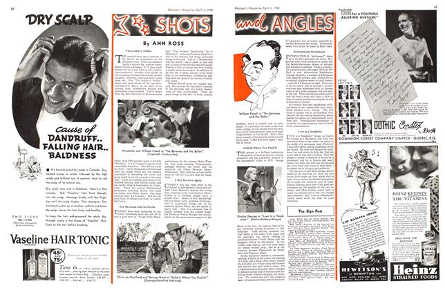 Article Preview: SHOTS and ANGLES, April 1938 | Maclean's