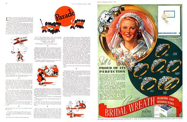 Article Preview: Parade, April 1938 | Maclean's