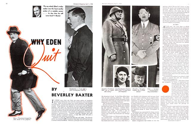 Article Preview: WHY EDEN Quit, April 1938 | Maclean's