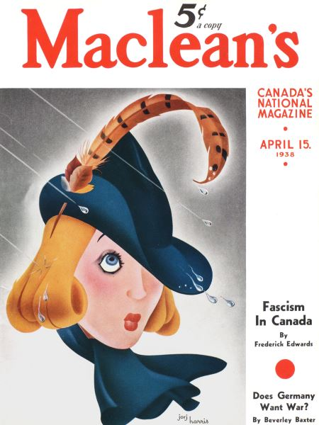 Issue: - April 1938 | Maclean's