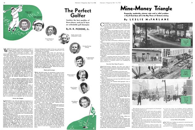 Article Preview: Mine-Money Triangle, April 1938 | Maclean's