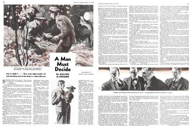 Article Preview: A Man Must Decide, April 1938 | Maclean's