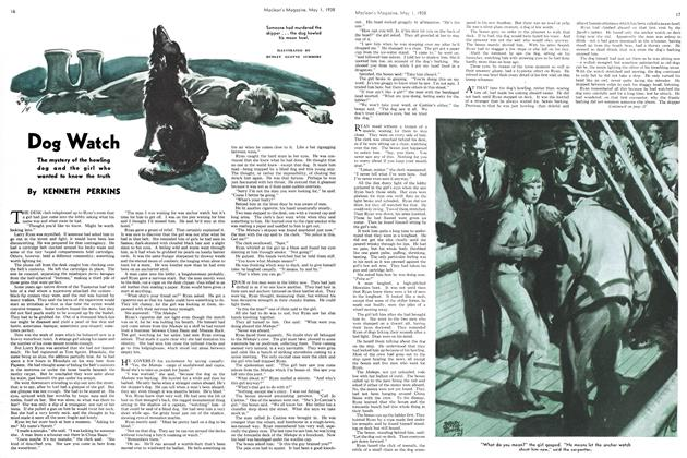 Article Preview: Dog Watch, May 1938 | Maclean's