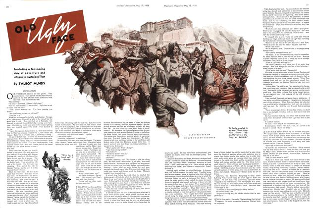 Article Preview: OLD ugly FACE, May 1938 | Maclean's