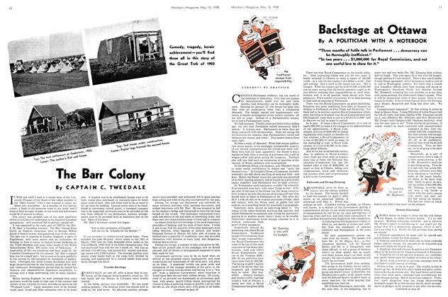 Article Preview: The Barr Colony, May 1938 | Maclean's