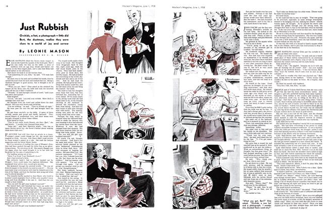Article Preview: Just Rubbish, June 1938 | Maclean's