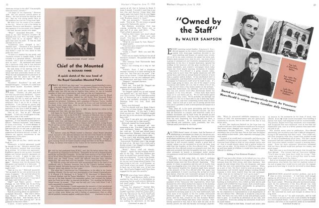 "Article Preview: ""Owned by the Staff"", June 1938 