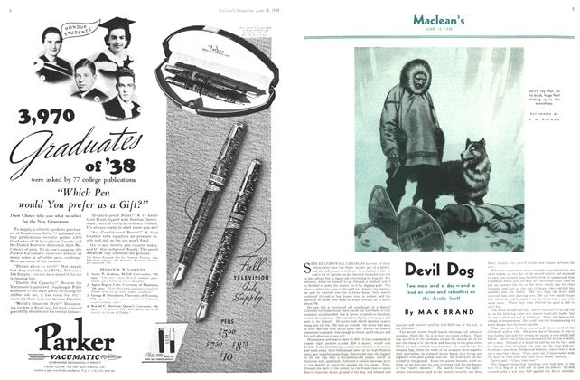 Article Preview: Devil Dog, June 1938 | Maclean's