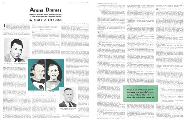 Article Preview: Arena Dramas, June 1938 | Maclean's