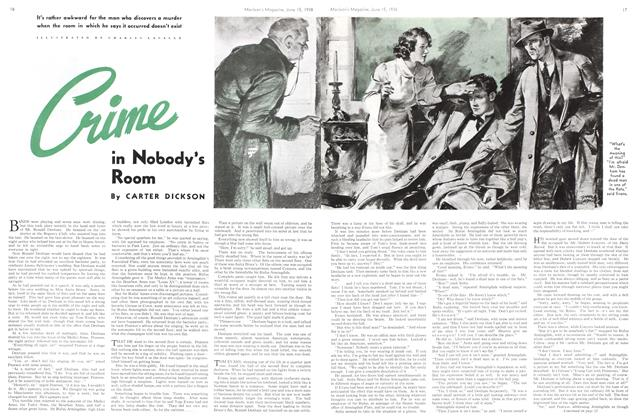 Article Preview: Crime in Nobody's Room, June 1938 | Maclean's