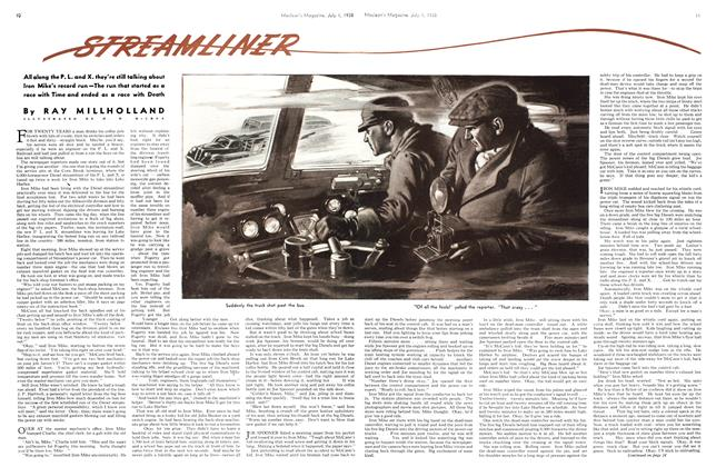 Article Preview: STREAMLINER, J U LY 1 1938 1938 | Maclean's