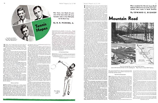 Article Preview: Mountain Road, July 1938 | Maclean's