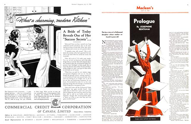 Article Preview: prologue, July 1938 | Maclean's