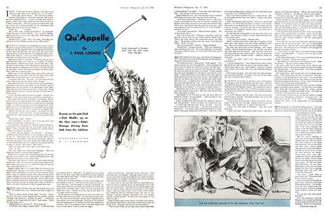 Article Preview: Qu' Appelle, July 1938 | Maclean's