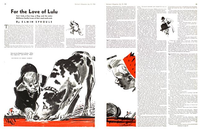 Article Preview: For the Love of Lulu, July 1938 | Maclean's