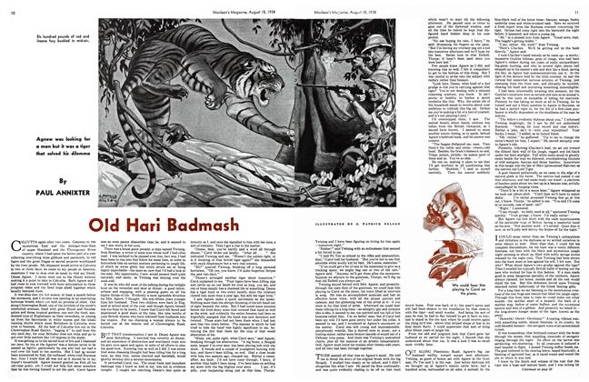 Article Preview: Old Hari Badmash, August 1938 | Maclean's