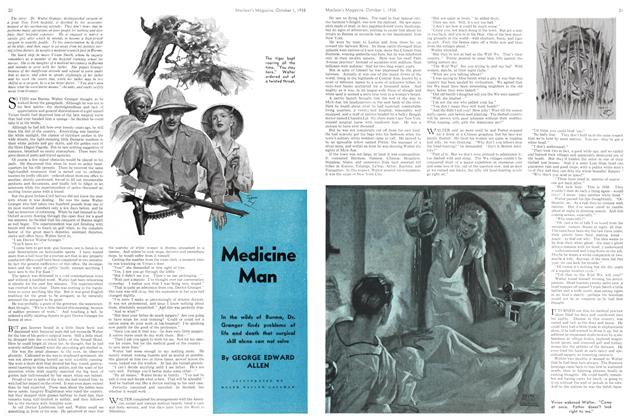 Article Preview: Medicine Man, October 1938 | Maclean's
