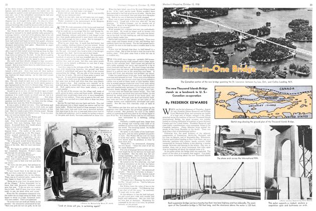 Article Preview: Five-in-One Bridge, October 1938 | Maclean's