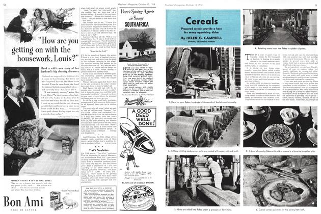 Article Preview: Cereals, October 1938 | Maclean's