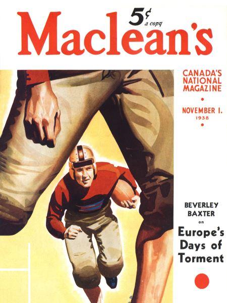 Issue: - November 1938 | Maclean's