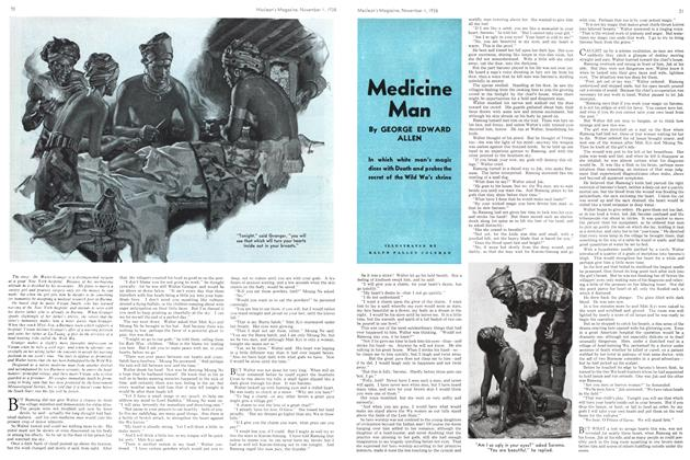 Article Preview: Medicine Man, November 1938 | Maclean's