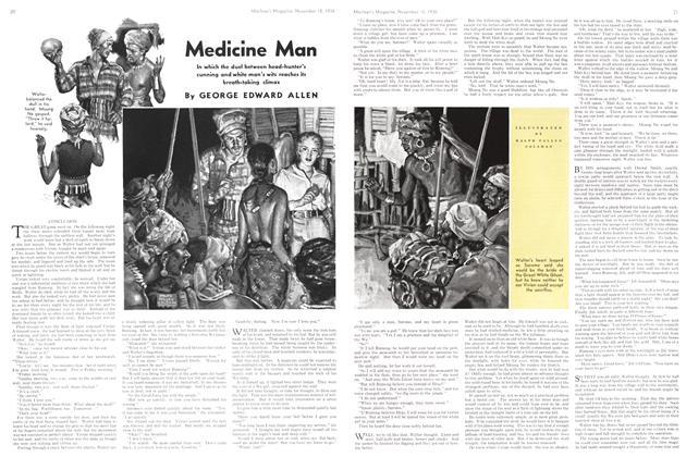 Article Preview: Medicine Man, November 1938 | Maclean's