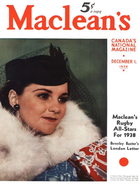 Issue: - December 1938 | Maclean's