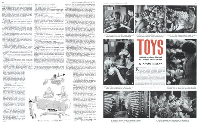 Article Preview: TOYS, December 1938 | Maclean's