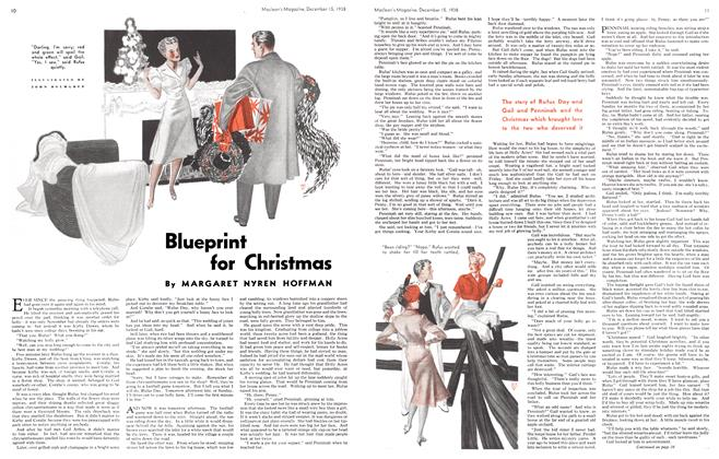 Article Preview: Blueprint for Christmas, December 1938 | Maclean's