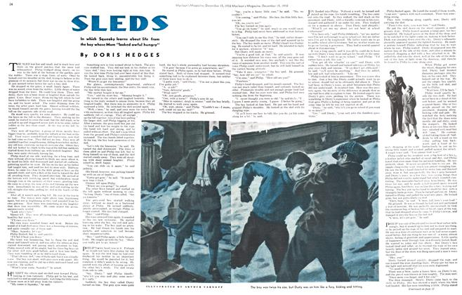 Article Preview: SLEDS, December 1938 | Maclean's