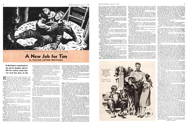 Article Preview: A New Job for Tim, January 1939 | Maclean's