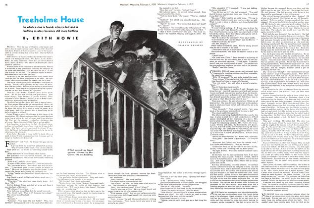 Article Preview: Treeholme House, February 1939 | Maclean's