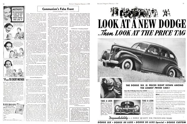 Article Preview: DID YOU RECEIVE A NOTICE?, February 1939 | Maclean's