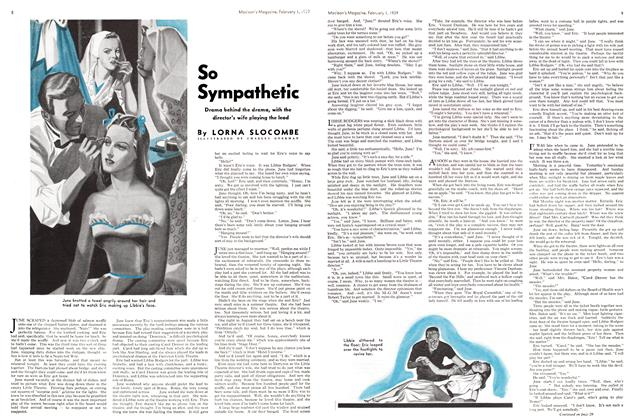 Article Preview: So Sympathetic, February 1939 | Maclean's