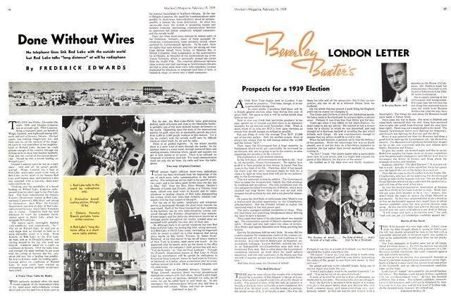 Article Preview: Done Without Wires, February 1939 | Maclean's