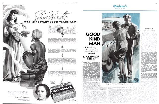 Article Preview: GOOD KIND MAN, February 1939 | Maclean's