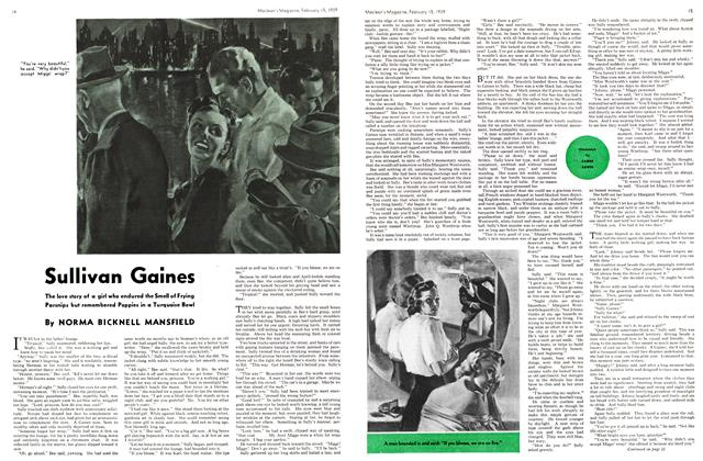 Article Preview: Sullivan Gaines, February 1939 | Maclean's