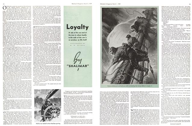 Article Preview: Loyalty, March 1939 | Maclean's